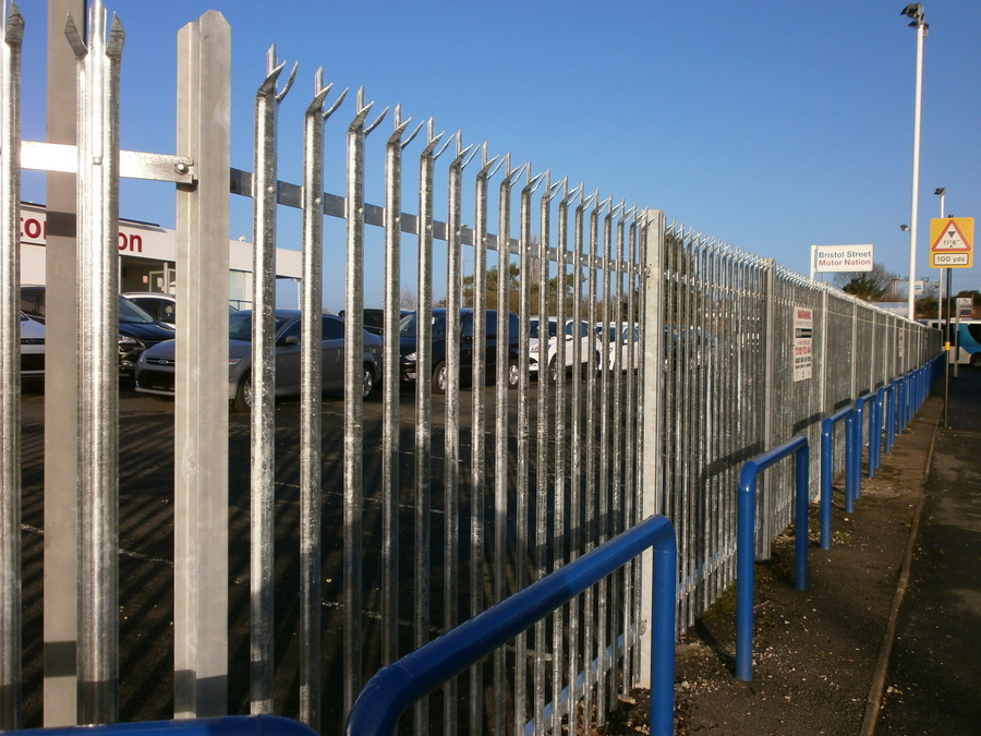 Bridle Security Fencing Contractors Home