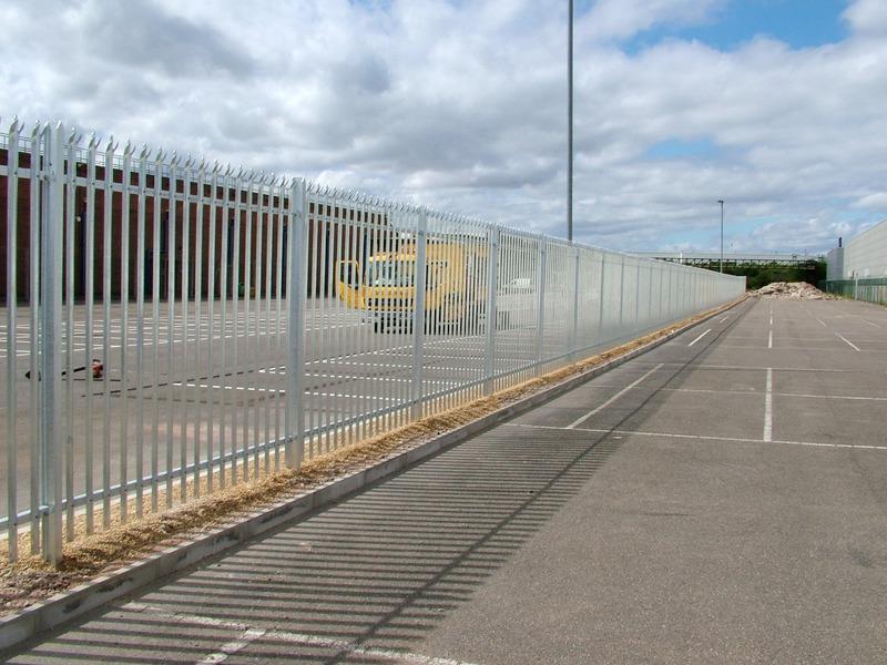 Bridle Security Fencing Contractors Home