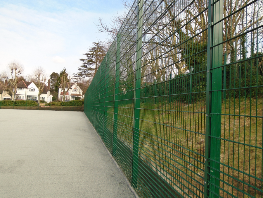 Bridle Security Fencing Contractors Projects